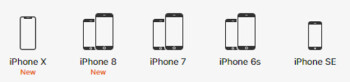 The Fall 2017 Apple IPhone Lineup We Now Have 8 IPhones To Choose From More Than Ever Before