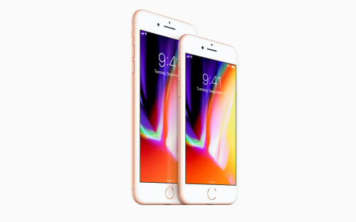 Apple True Tone display