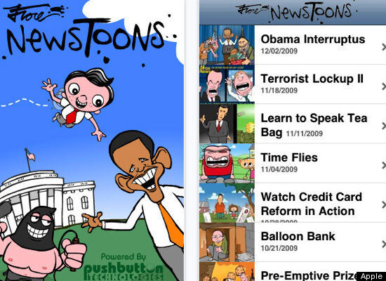 Apple bans apps that criticize or make fun of public figures-unless you've won a Pulitzer