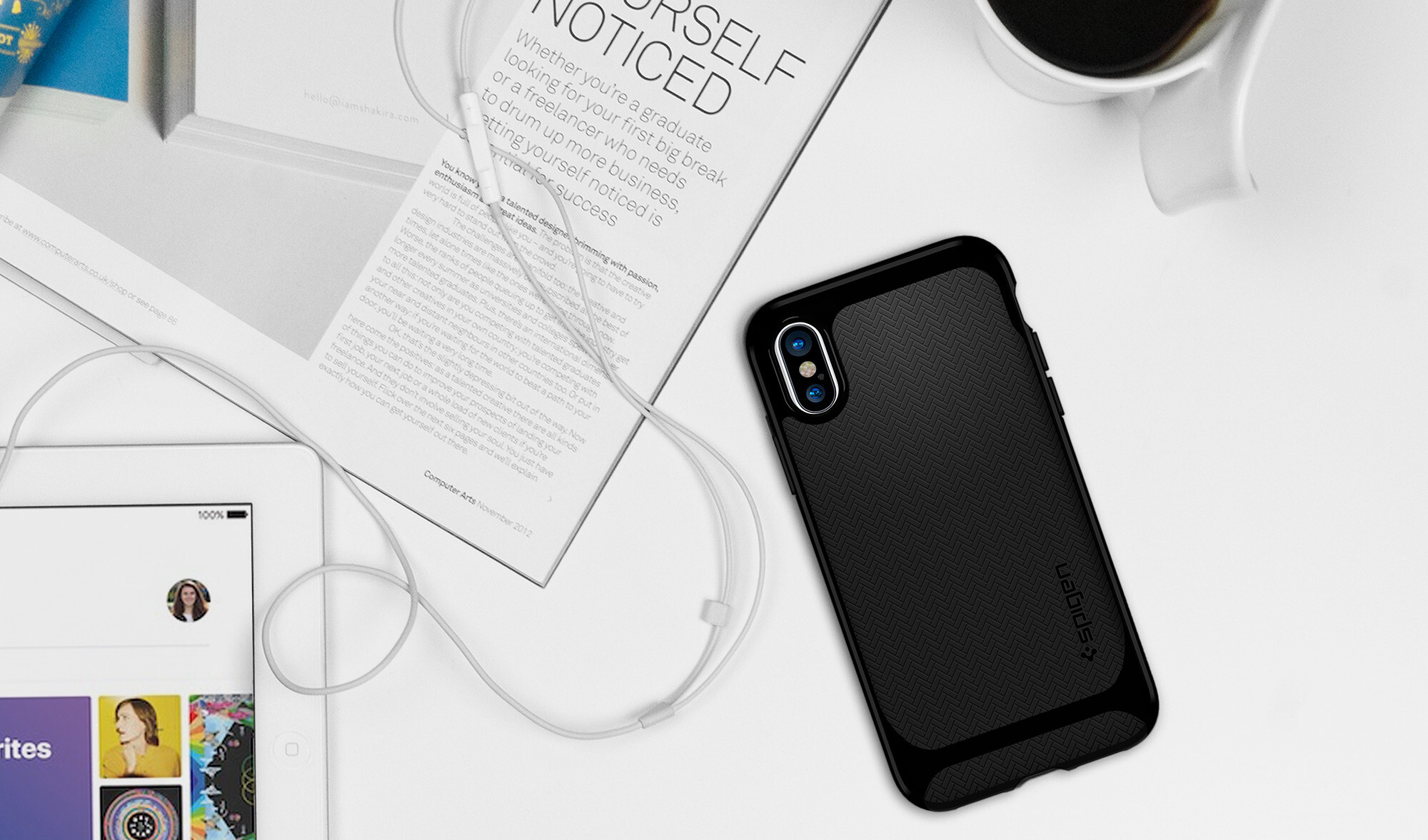 outlet store 2df1f c3432 Spigen's case lines updated to cover the iPhone 8, 8 Plus, and ...