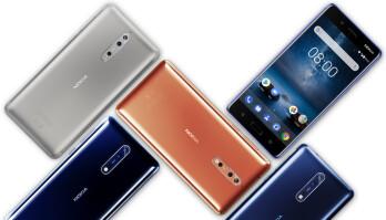 Nokia 8 might get Android Oreo really soon