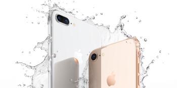 Apple iPhone 8 vs Galaxy S8 vs LG G6: A three-way specs comparison
