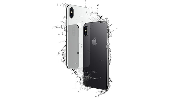 This image is appropriate because the article is about leaks - Apple iPhone X: all the rumors that didn't come true