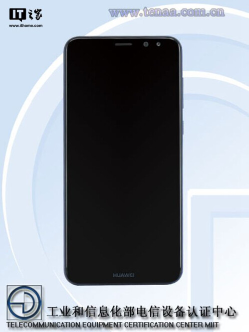 Huawei G10 images from TENAA