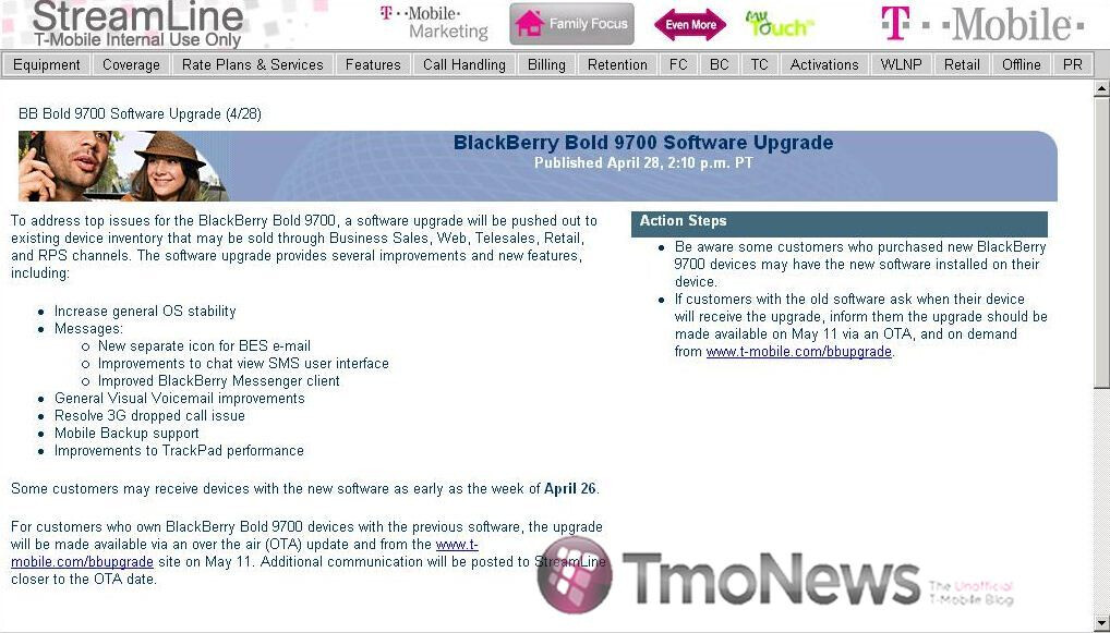 Software De Blackberry 9700
