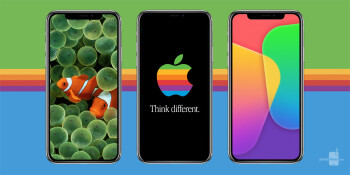Awesome wallpapers that are a perfect fit for the iPhone X and its OLED display