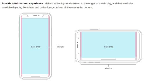App development on the iPhone X vs iPhone 8