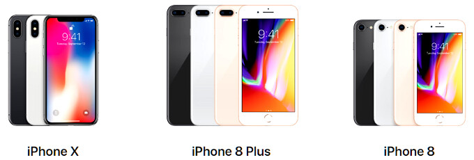 T Mobile Outs The Best Deal On Iphone 8 Plus And Iphone X Pre Orders So Far Phonearena