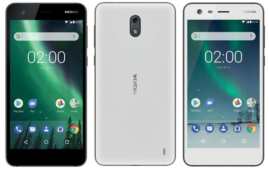 Nokia 2 leaks out in all its (cheap) glory