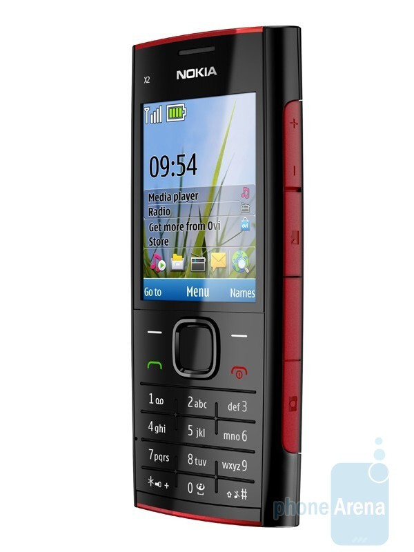 The Nokia X2 will be in the traditional colors for the company's music series - Nokia X2 will rock the floor with a 5MP cam