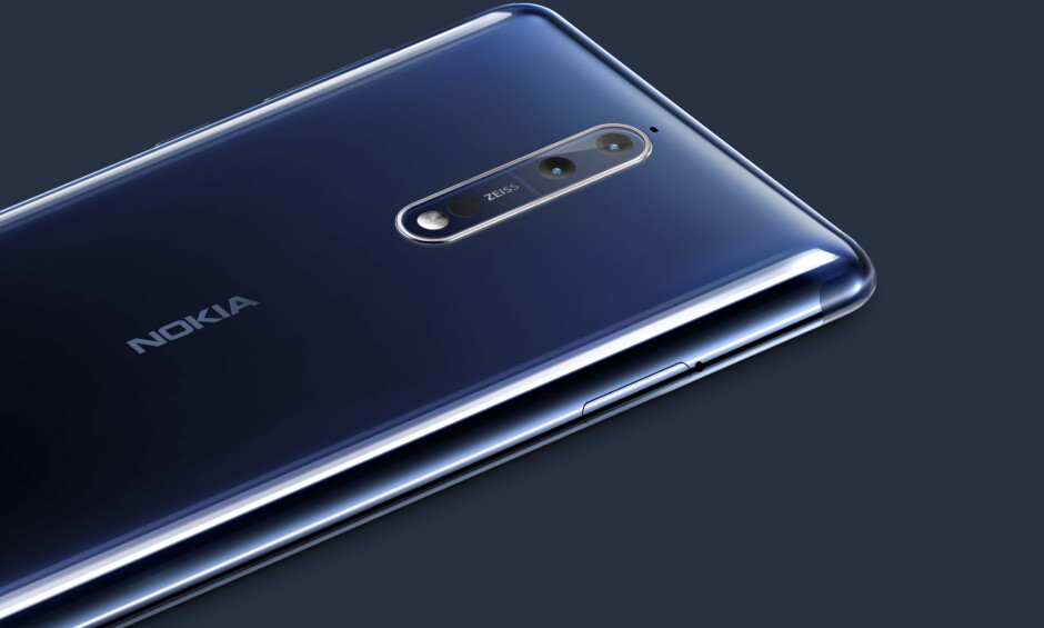 Massive 1.3GB Android Oreo update coming to Nokia 8, HMD teases with beta pics