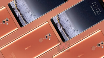 Nokia 9 unofficial render by Waqar Khan