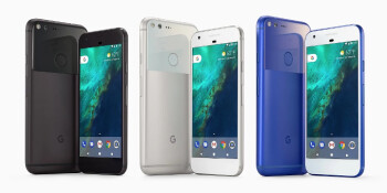 Only the black Google Pixel is discounted