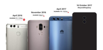 Huawei Mate 10 official teaser