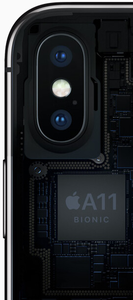 Apple's A11 Bionic is a cyborg: first iPhone 8/X benchmarks crush all Androids, including the S8