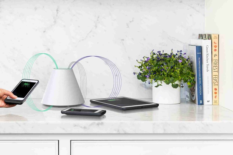 "New ""Pi"" wireless charger will top off your phone from up to 12 inches away"