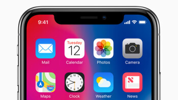 This app lets you get the unsightly iPhone X 'notch' on any Android phone