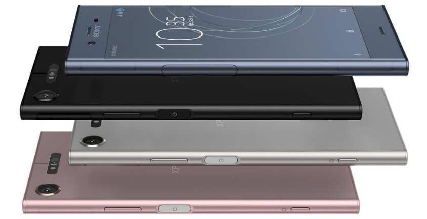 Sony Xperia XZ1 launches in US as the first phone to run Android Oreo out of the box