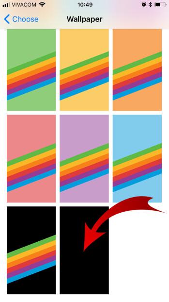 IOS 11 Brings Back Legendary Wallpapers From Original