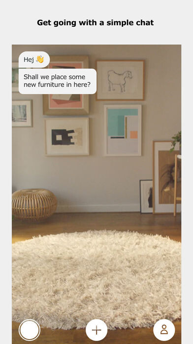 You can now get ikea 39 s augmented reality furniture app Furniture apps for iphone