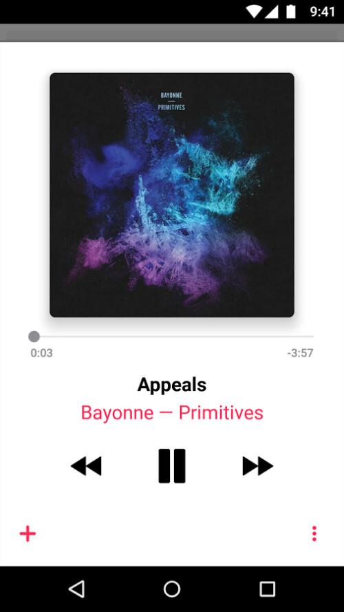 Apple Music wird mit neuen sozialen Features aktualisiert, fügt Google Assistant Unterstützung auf Android