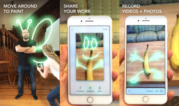 11 cool Augmented Reality (AR) iPhone apps that show off the power of ARKit