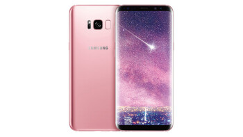 """Exclusive"" rose pink Galaxy S8 will soon make its way to Europe"