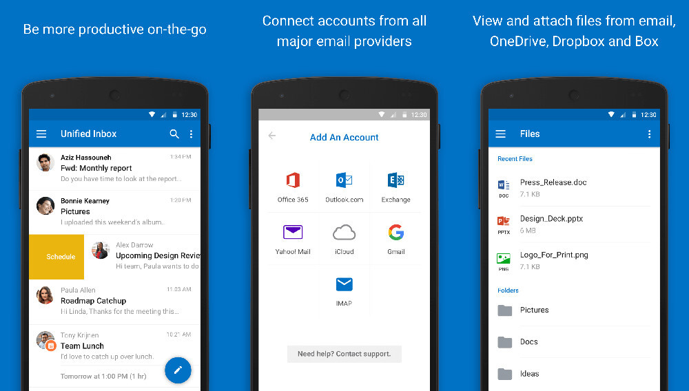 microsoft enables shared calendars feature on outlook for android