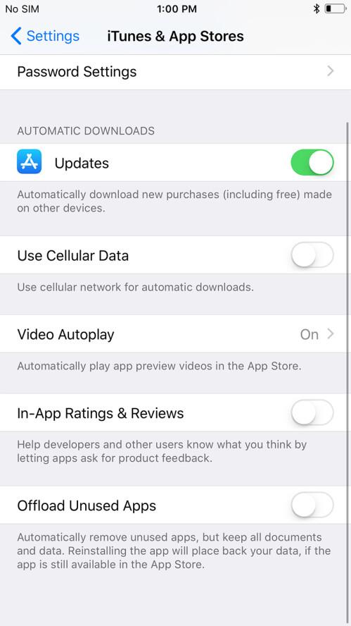 """Sie können diese """"Bewerten Sie unsere App!"""" Pop-up-Benachrichtigungen in iOS 11, hier ist wie"""