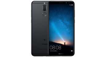 The Mate 10 Lite officially introduced as Huawei Maimang 6: four cameras, 5.9-inch 18:9 display