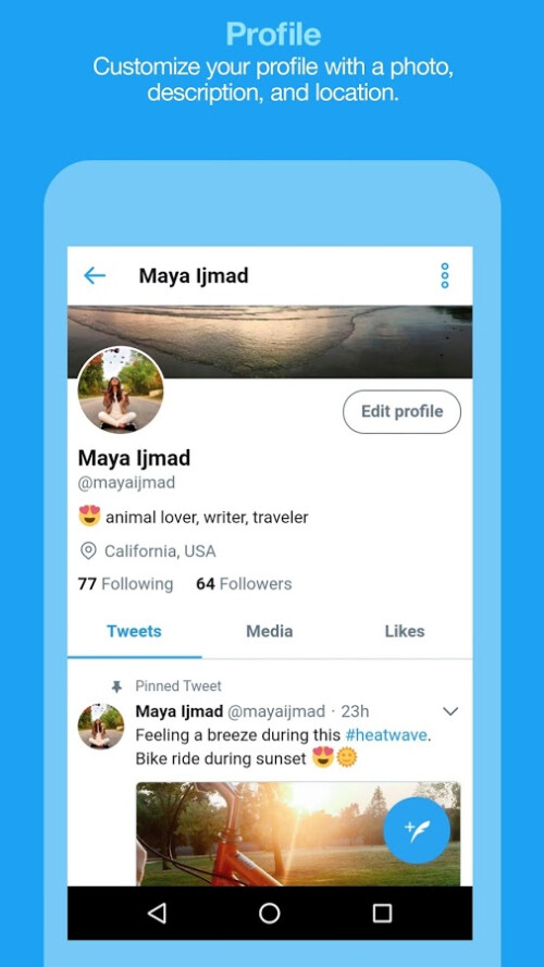Twitter Lite is available in the Philippines version of the Google Play Store