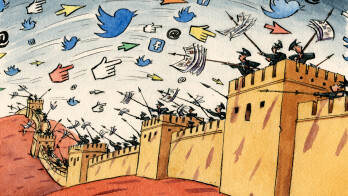 Late stage socialism: China fully blocks WhatsApp