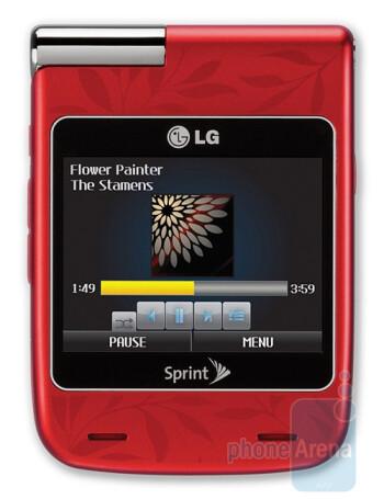 LG Lotus Elite LX610