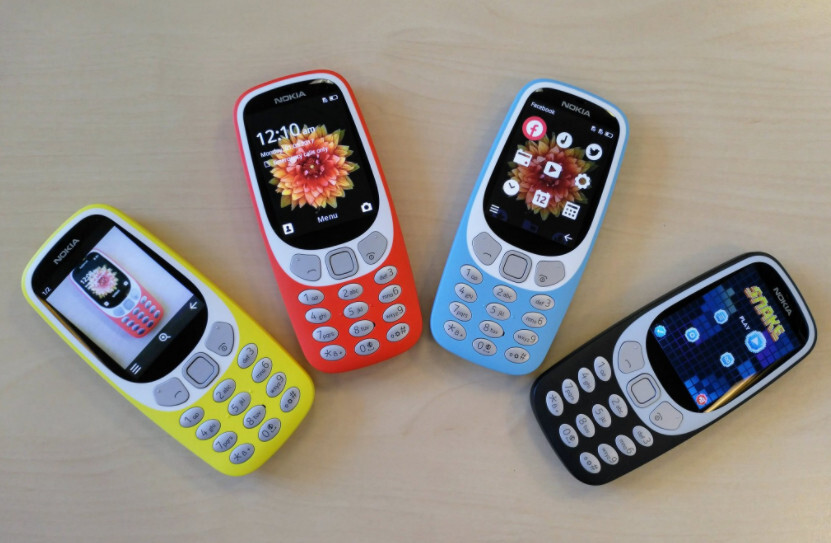 Nokia 3310 3G officially introduced, coming to the US and other territories from mid-October