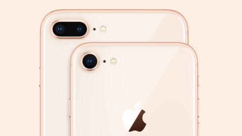 Apple iPhone 8 and 8 Plus (2017)