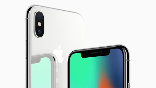 Apple iPhone X (2017)