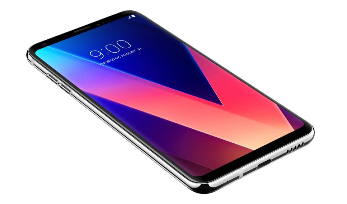 The LG V30 will launch on Verizon October 5th