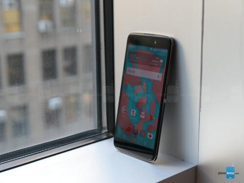 Alcatel Idol 5 & UNI360 VR hands-on