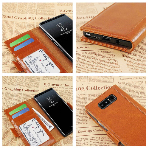 iPulse Journal case for Galaxy Note 8