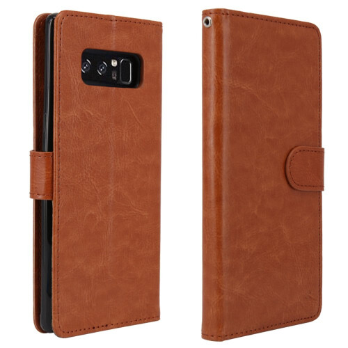 LK wallet case for Galaxy Note 8