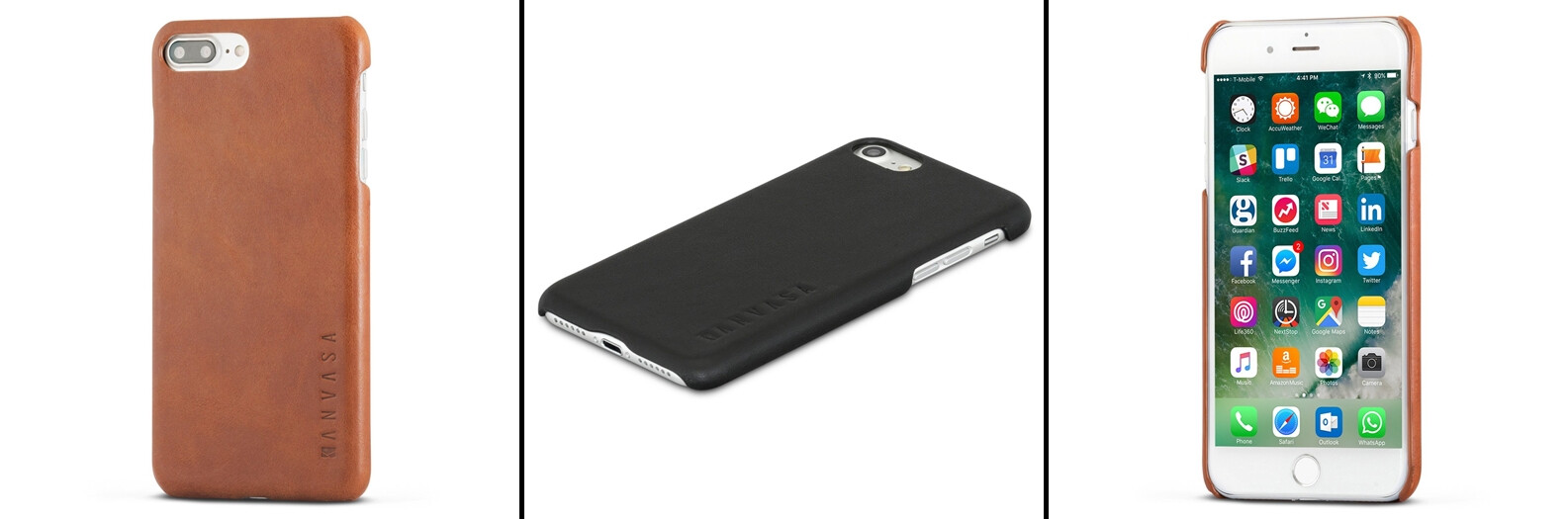 buy popular 0e11e 4b3d6 The best leather cases for the iPhone 8 and iPhone 8 Plus - PhoneArena