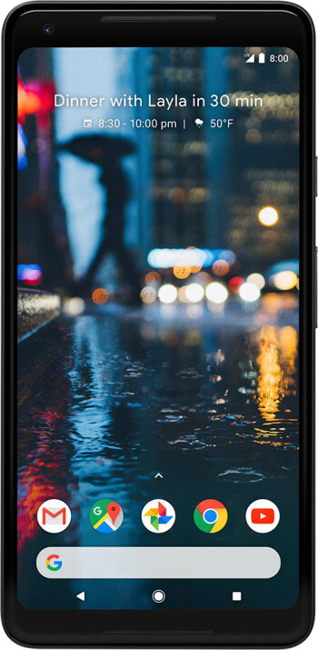 Pixel 2 XL goes official: High-end tech and a pure Android experience in one stylish package