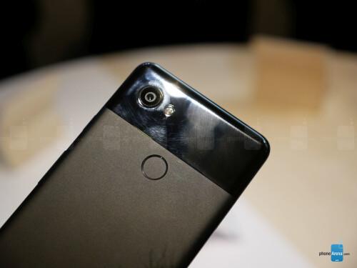 Google Pixel 2 XL hands-on