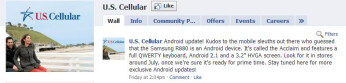 U.S. Cellular to get exclusive mid-range Android device from Samsung