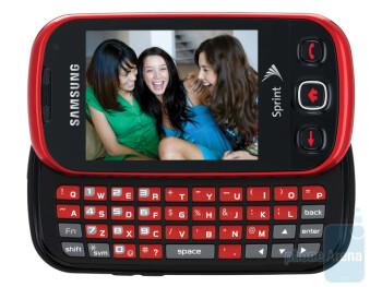 Samsung Seek - a $30 green phone