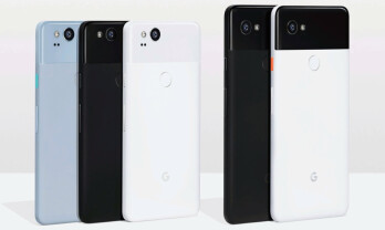 "Google takes a jab at Apple while announcing Pixel 2: ""We don't set aside better features for the larger device"""
