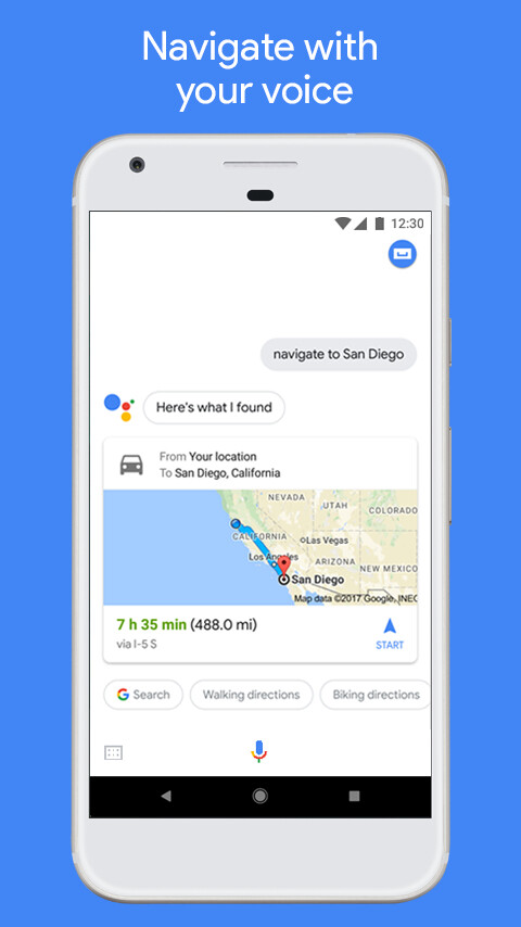 Google Assistant for Android