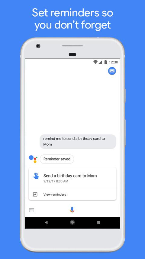 Google Assistant wird im Play Store veröffentlicht, aber es ist nur eine Abkürzung der App