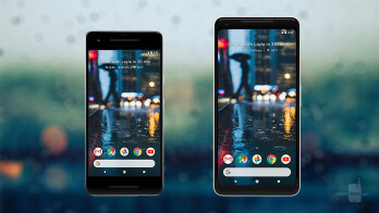 Image result for Pixel 2 and 2 XL