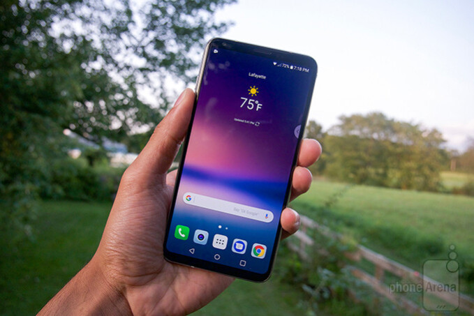 The LG V30 is now available for purchase from Verizon and AT&T (Update: T-Mobile too)